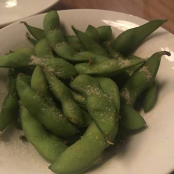 Delicious Salted Edamame Beans
