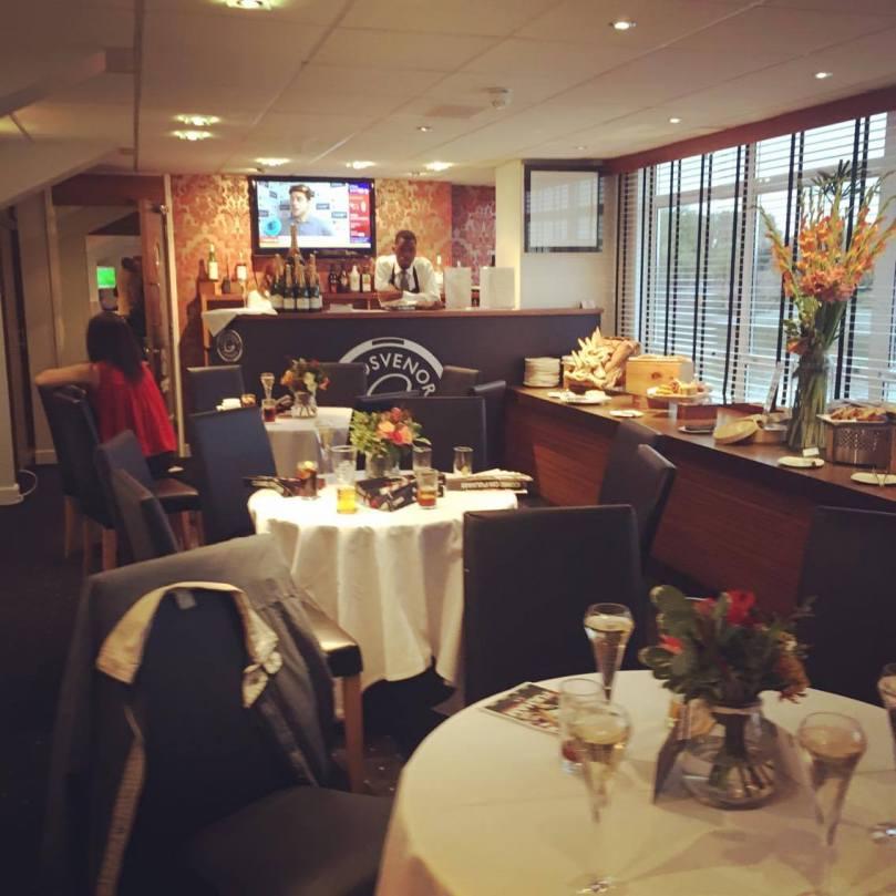 Grosvenor Casino Executive Suite