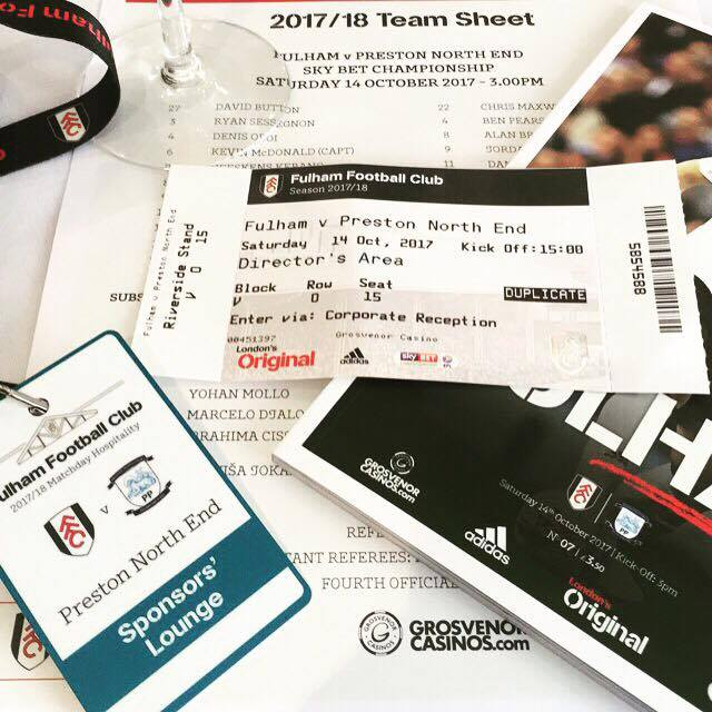 Tickets, tags, programs
