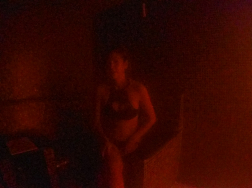 Melting in the steam room