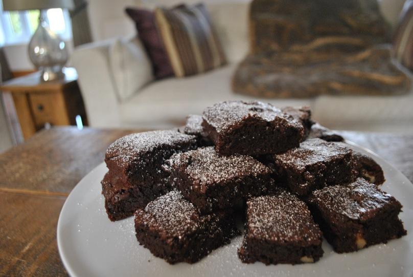 Blue Moose Kitchen Brownies & Gingerbread Men