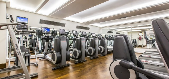 The Gym Facilities at the Spa
